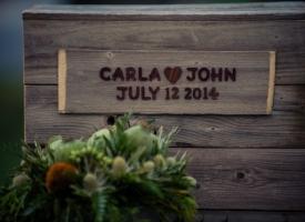 Carla & John